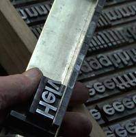 Interactive & Visual Design Flicks: Helvetica