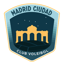 Club Voleibol Madrid logo