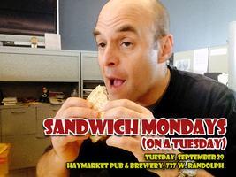 Sandwich Monday (on a Tuesday)