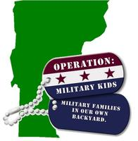 """Military Kids Holiday """"Drop and Shop"""""""