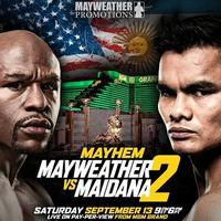Mayweather vs Maidana Fight @ Bella Sports Bar