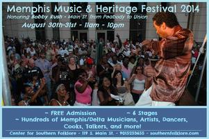 2014 Memphis Music & Heritage Festival
