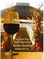 Stafford Twp Fall Wine Festival
