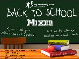 Back To School Mixer