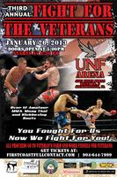 "3rd Annual ""Fight for the Veterans"""