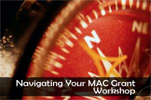 FY16 Navigating Your MAC Grant: Kansas City SOLD OUT