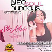 Neo Soul Sundays ft Precious Joubert, Stephanie...