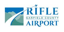 Rifle Garfield County Airport | 970-625-1091 | www.rifleairport.com logo