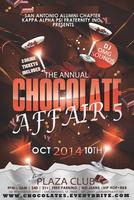 Kappa Alpha Psi - The Chocolate Affair 5