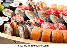 Ladies Night and Social (guys also) at Genki Sushi...