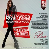 Music Awards and Emmy's Weekend Special Event at Beso.