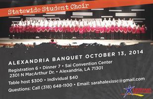 Alexandria Fundraising Banquet