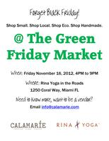 GREEN HOLIDAY MARKET