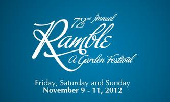 FREE YOGA at The Ramble Festival in Fairchild