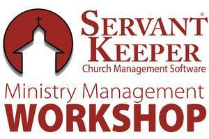 Baltimore, MD - Ministry Management Workshop