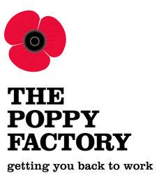 The Poppy Factory logo