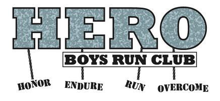 Broadneck ES HERO Boys Run Club  Fall 2014