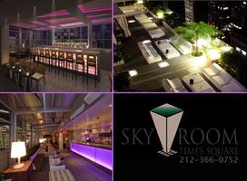 """Skyroom """"Sky Candy"""" presents a Rooftop Brunch with The..."""