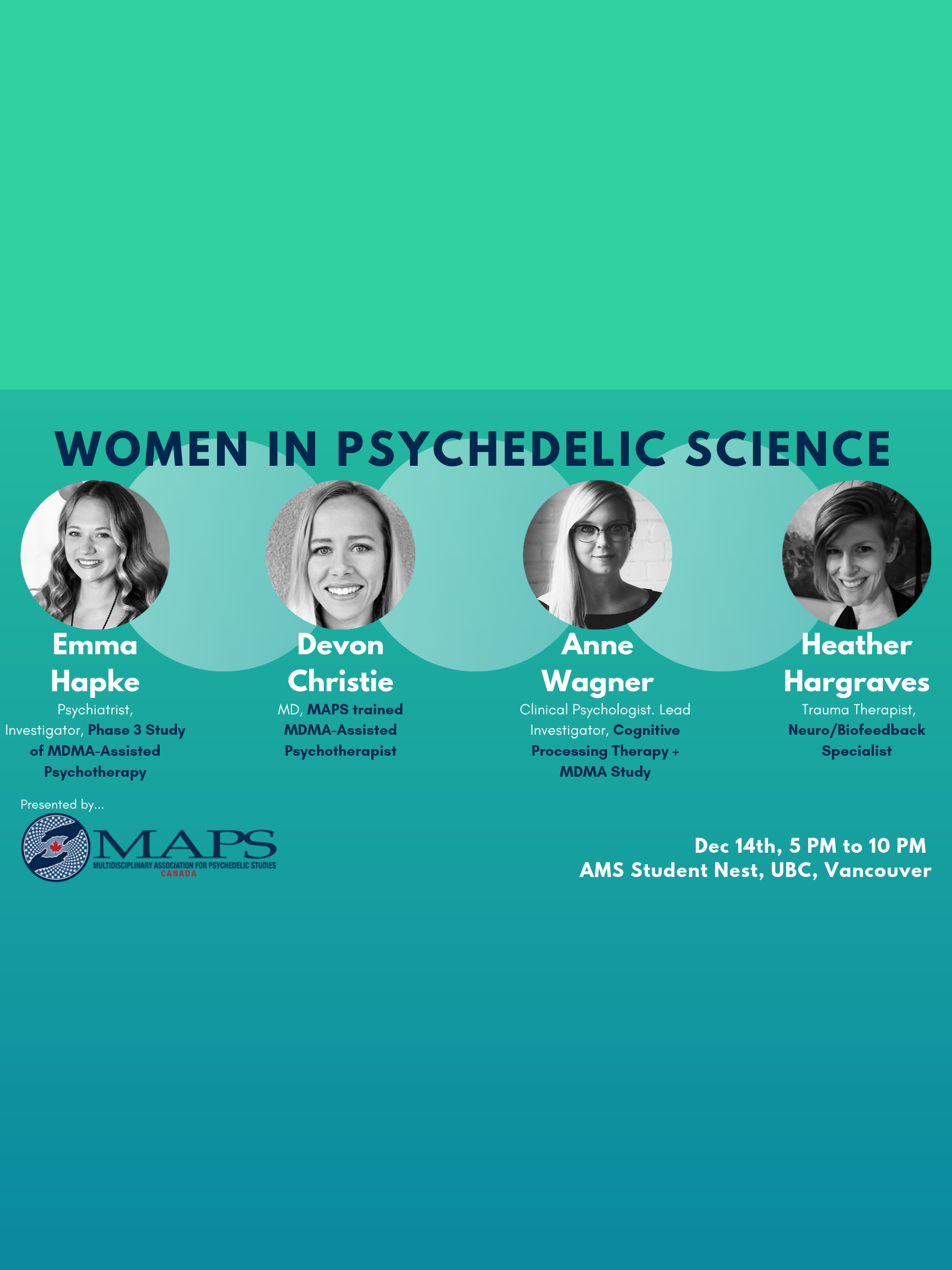 Women In Psychedelic Science