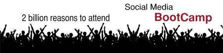 Social Media Bootcamp - Tuesday 30th September 2-5pm