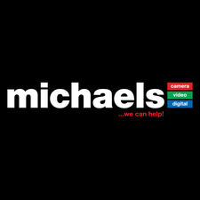 michaels camera video & digital logo