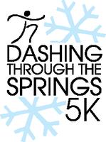 Dashing Through The Springs 5K
