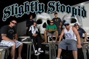 Slightly Stoopid at Mateel Community Center - SOLD OUT!