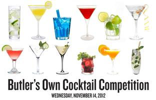 Butler's Own Best Cocktail Competition