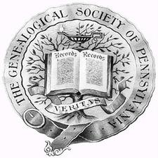 The Genealogical Society of Pennsylvania logo