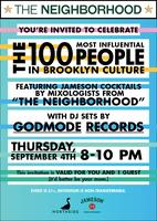 Brooklyn Magazine Celebrates the 100 Most Influential...