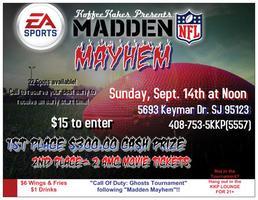 Madden Mayhem
