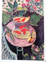 Wine and Painting Wednesdays: 'Goldfish' By Henri...