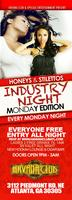 INDUSTRY MONDAYS @ HAVANA CLUB