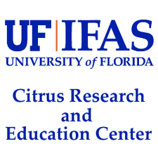 UF/IFAS Citrus Research and Education Center logo