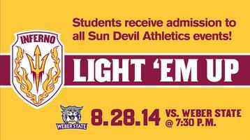 ASU vs. Weber State- Polytechnic Game Day Shuttle