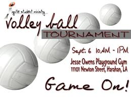 I.S.M. Volley Ball Tournament