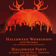 Katumba Halloween Workshops logo