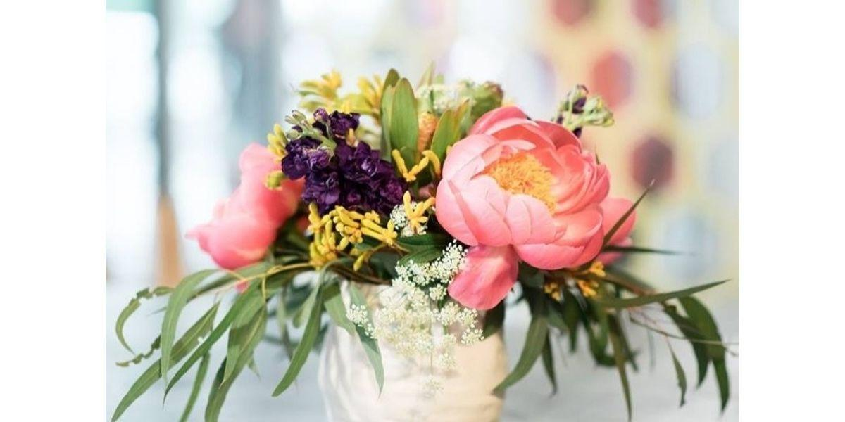 Entering into the Floral World - Workshop Business 101 (04-02-2020 starts at 6:00 PM)