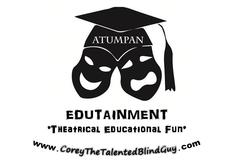 Atumpan-The Talking Drums of Atumpan Edutainment logo