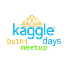 Kaggle Days Meetup Delhi NCR  logo