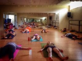 LEVEL 1-2 Yoga — An intermediate class