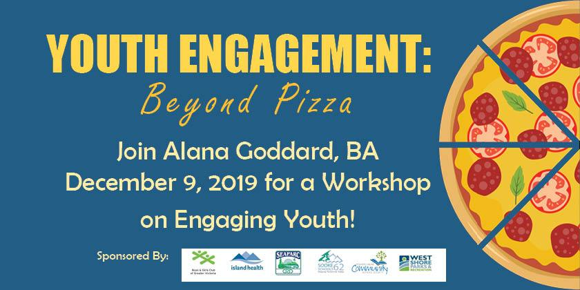 Youth Engagement: Beyond Pizza!