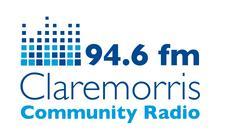 Claremorris Community Radio logo