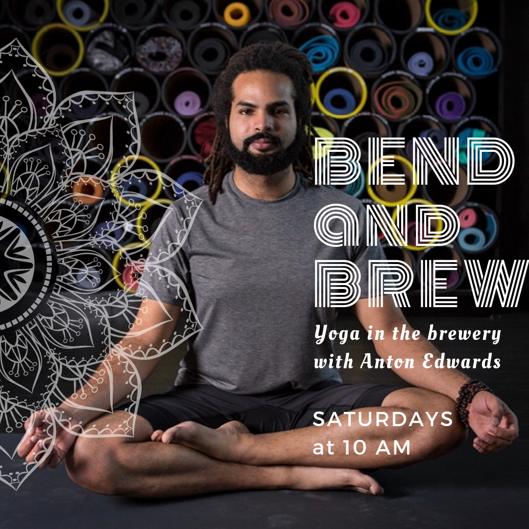 Bend and Brew - Yoga in the Brewery