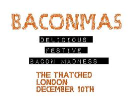 Eat Like A Girl - Niamh Shields' Baconmas Pop-Up at the...