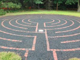St. Joe's Labyrinth Build!