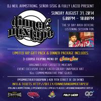 DJ Neil Armstrong x Senor Sisig x Fully Laced presents...