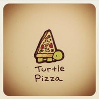 Turtle Wayne Pizza Party