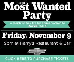 Most Wanted Party Honoring St. Louis' Top Singles