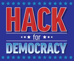 Hack for Democracy – Boston
